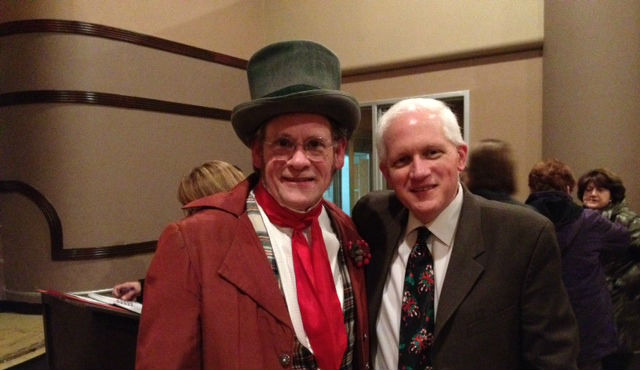 """""""A Christmas Carol"""" On Stage Now At Alleyway Theatre in Buffalo!"""