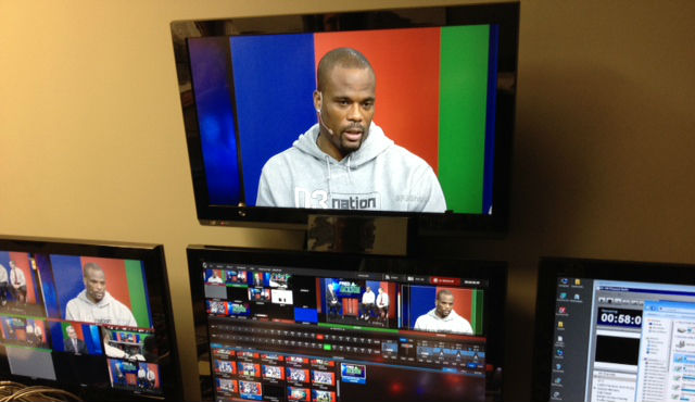 "Celebrate The Bills Victory On ""The Fred Jackson Show"""