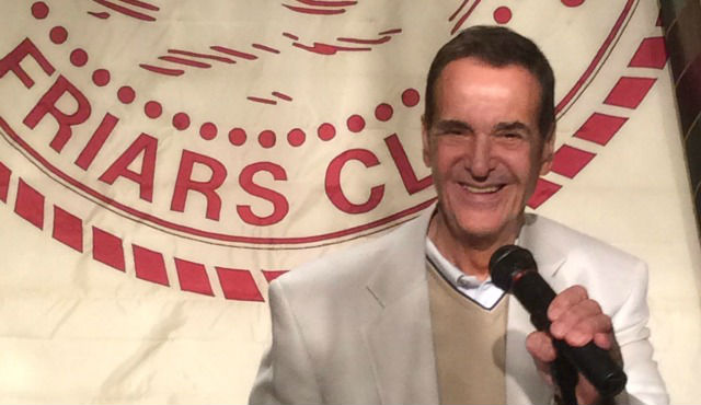 Meet Broadcast Hall of Famer Joey Reynolds Wednesday 7p.m. at WBBZ-TV Studio