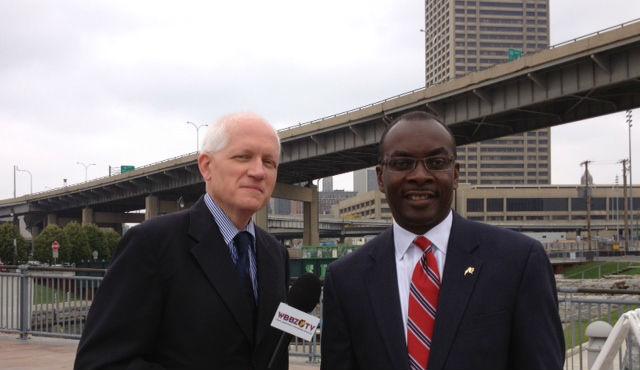 Buffalo Mayor Byron Brown On His Wish For Buffalo In 2014