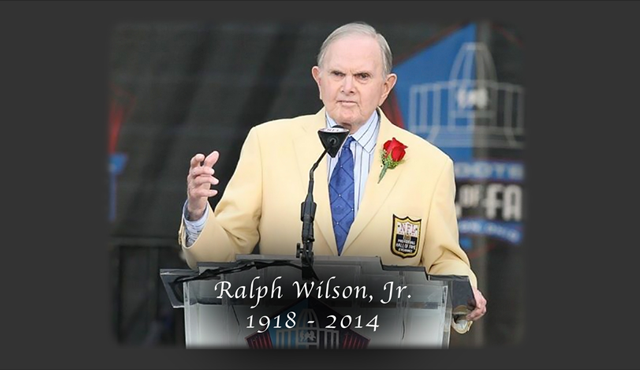Celebration and Remembrance of Ralph Wilson Jr.
