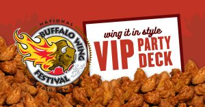"""Wingfest"" Weekend is Here!"