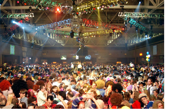 """Congratulations to """"The World's Largest Disco!""""  Ticket Winners"""