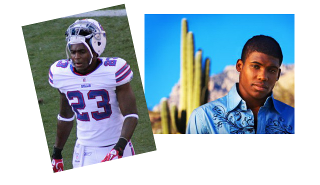 """Bills Safety Aaron Williams Guests on """"The Fred Jackson Show"""" Monday at 7:30p.m. on WBBZ-TV"""