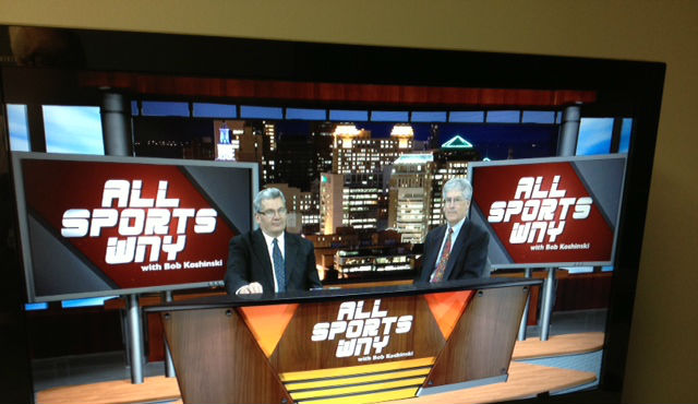 "Greatest Moments In Buffalo Sports TONIGHT on ""All Sports WNY"" with Budd Bailey"