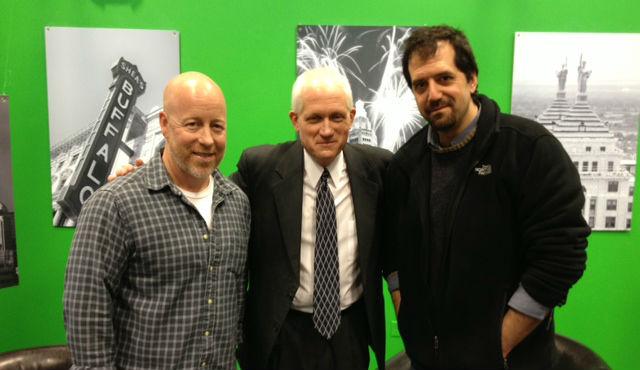 "Morning Radio team Shredd & Ragan from 103.FM Visit WBBZ-TV's ""Political Buzz"" Sunday @ 11am"