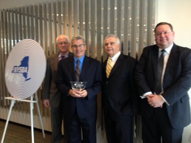 NYSBA Recognizes WBBZ-TV