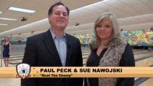 Beat The Champ Paul Peck and Sue Nawojski