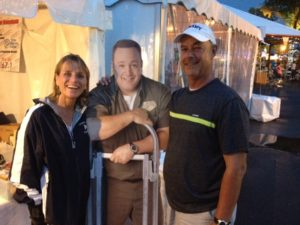 Erie County Fair 2016 Saturday Kevin James
