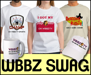 Get your WBBZ-TV Swag Here