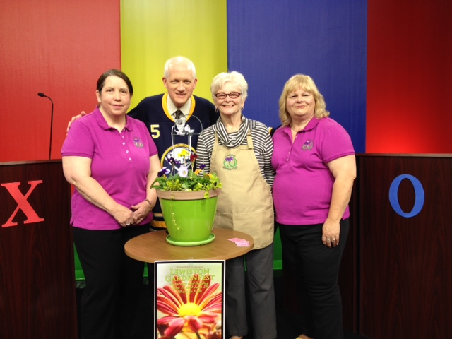 "Lewiston Garden Fest Team Wins Dirt Cheap TV's playing ""Bragging Rights"" Weeknights at 8p.m."