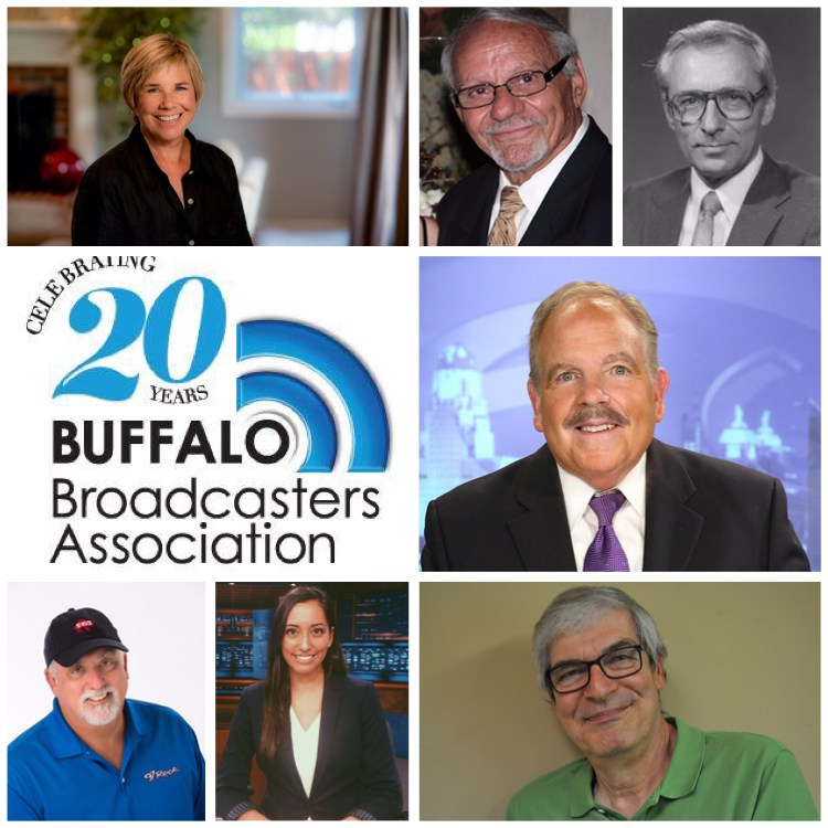Buffalo Broadcasters Hall of Fame Presentations Thurs. Sept. 29