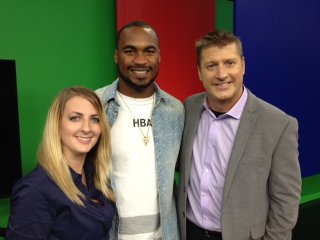 "Final ""The Robert Woods Show"" Sunday 11:30a.m. on WBBZ-TV with Stephon Gilmore"