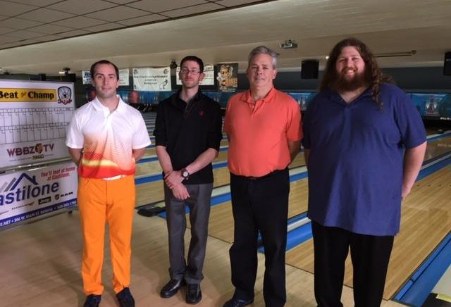 """Beat The Champ!"" Rolls from Byllye Lanes in Bradford, PA Saturday at 4pm (Sun. 11p.m.) on WBBZ-TV!"