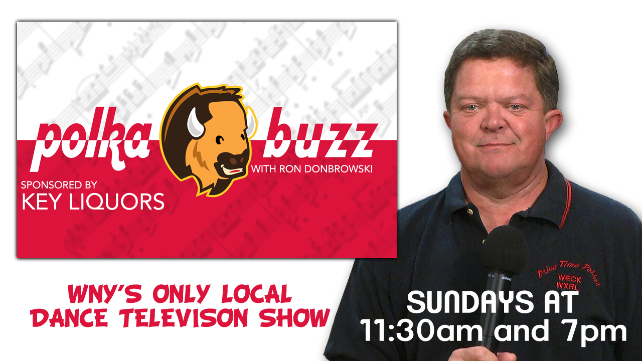 Polka Buzz with Ron Dombrowski