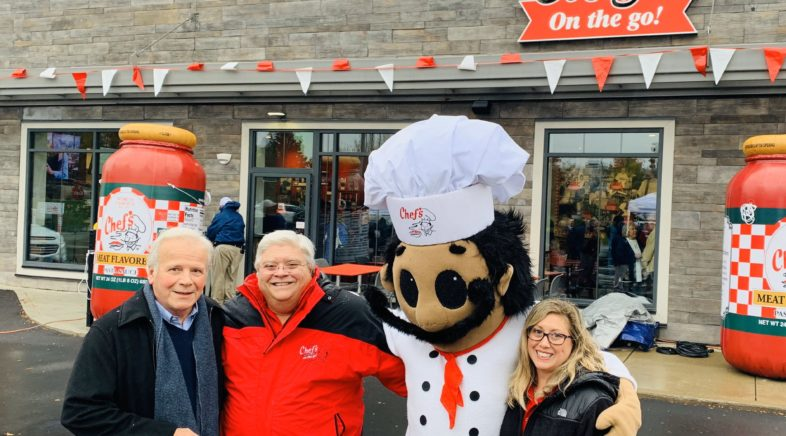 Chef's On The Go in Amherst is OPEN!