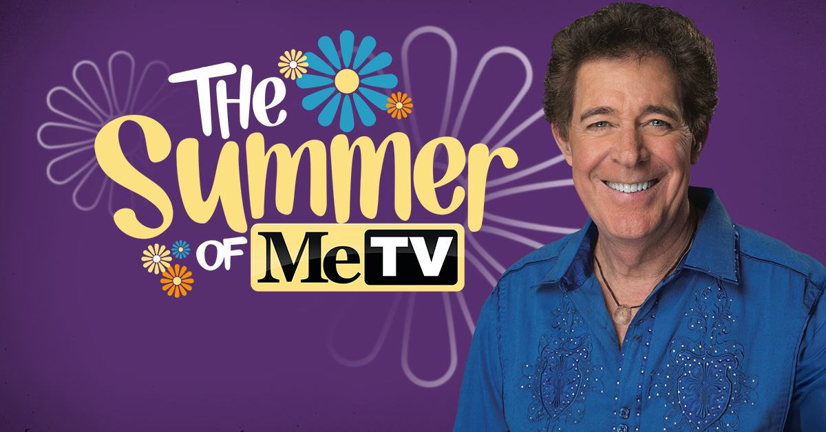 Summer of MeTV on WBBZ-TV!