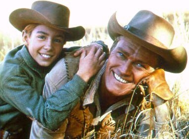 """""""The Rifleman"""" on WBBZ-TV at 3 & 3:30pm Weekdays"""