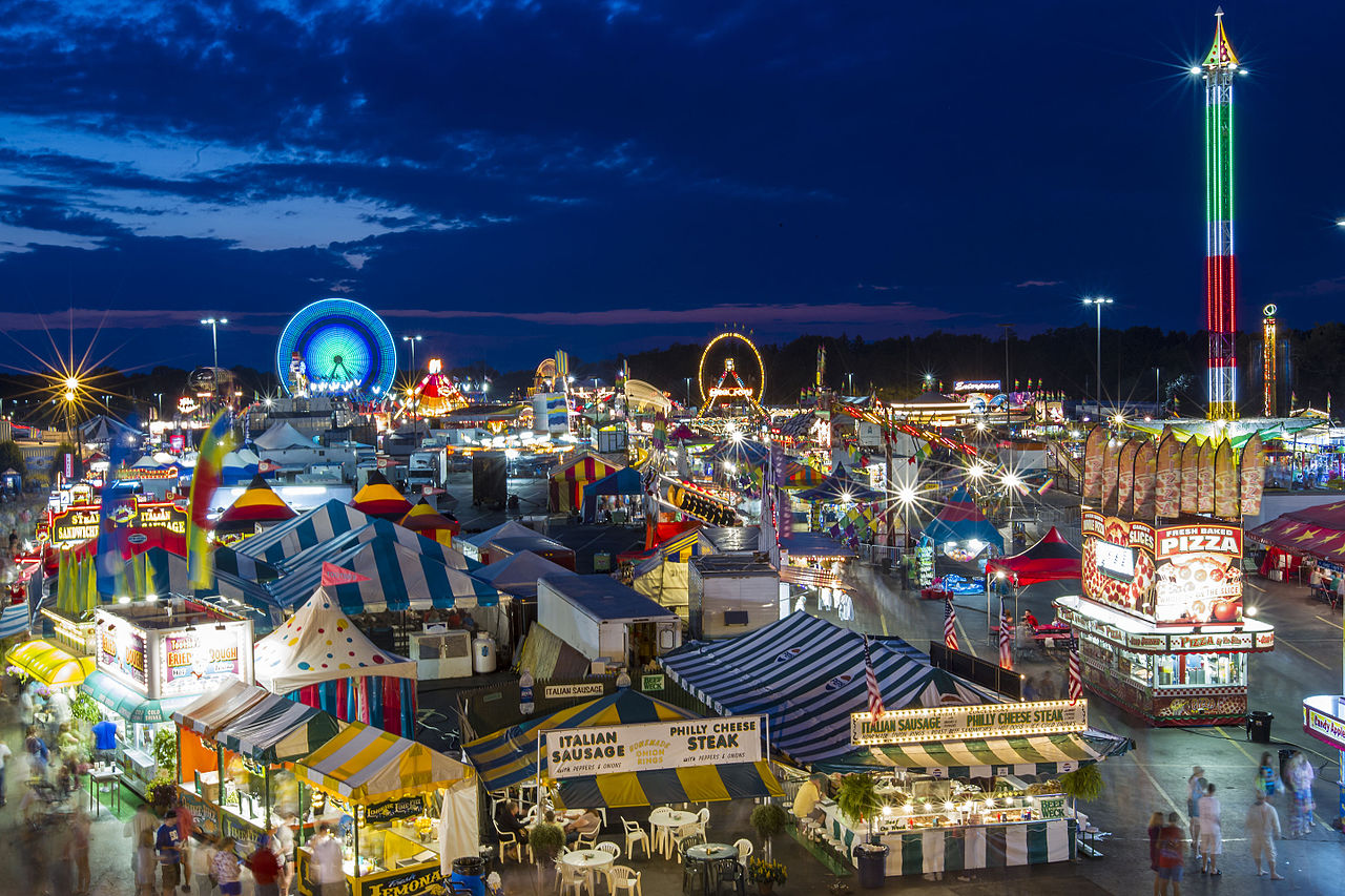 WBBZ-TV Counts Down To The Erie County Fair