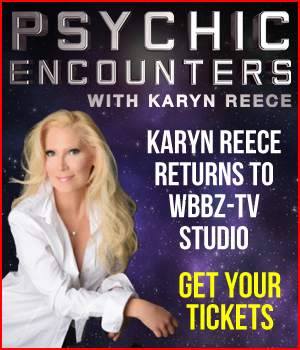 Get Your Tickets to Psychic Encounters with Karyn Reece
