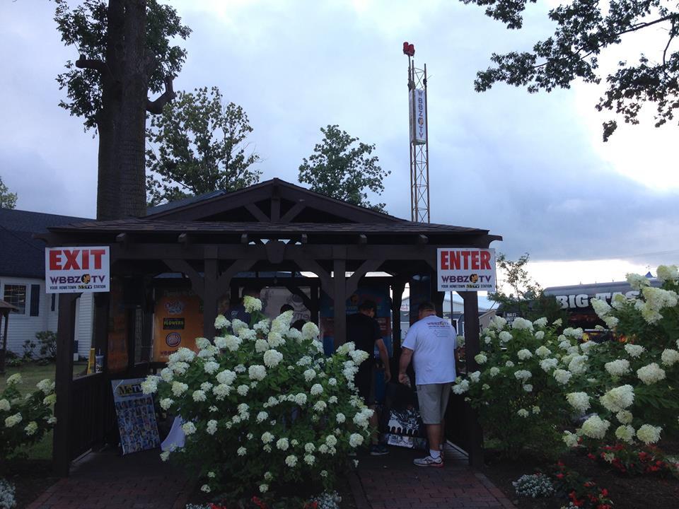 WBBZ-TV At The Erie County Fair!