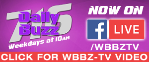 Daily Buzz 716 now on Facebook Live