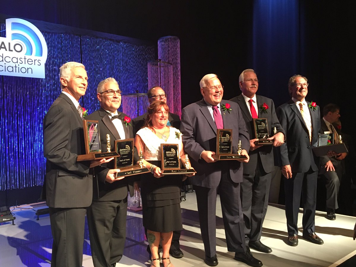 Buffalo Broadcasters Hall of Fame Induction Ceremony Airs Sunday @5p.m. on WBBZ-TV