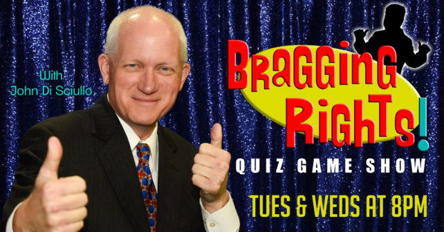 "Teens & Parents take the ""Bragging Rights"" Challenge Tues. & Wed. at 8p.m."