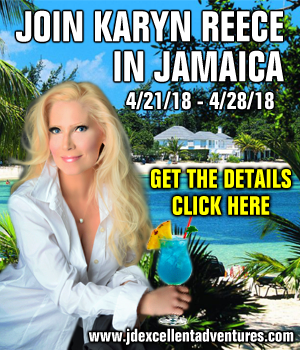 Join Karyn Reece in Jamaica!