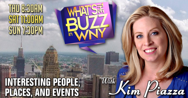 """What's The Buzz in WNY"" on WBBZ-TV"