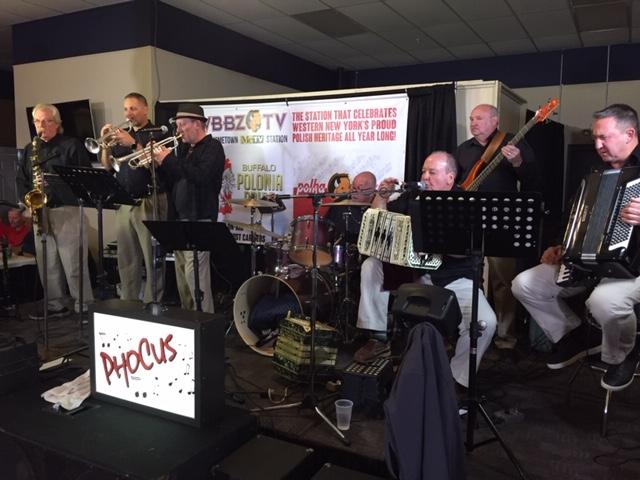 """Polka Buzz"" welcomes the Phocus Band Sunday at 11:30am & 7pm on WBBZ-TV"