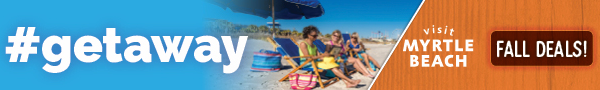 Myrtle Beach Fall Deals 2019