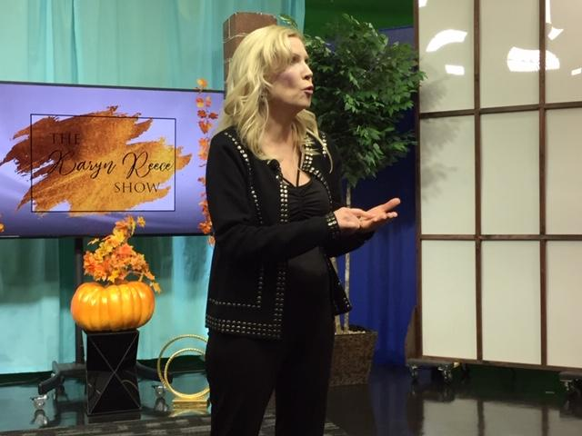 """The Karyn Reece Show"" Friday & Monday 8p on WBBZ-TV"