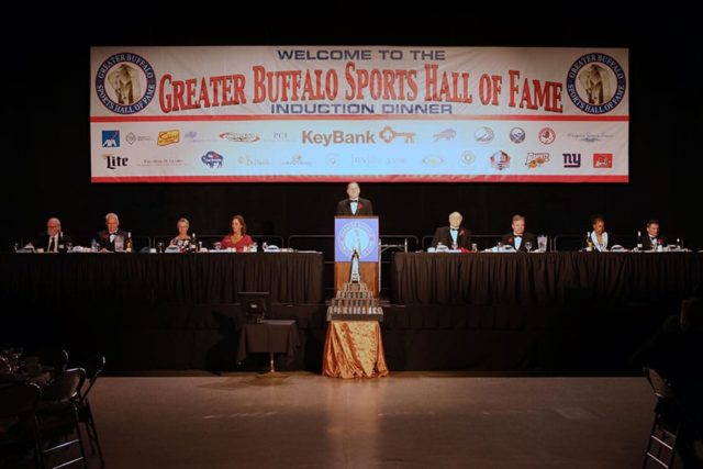Greater Buffalo Sports Hall of Fame Special to be posted soon on WBBZ-TV YouTube page!