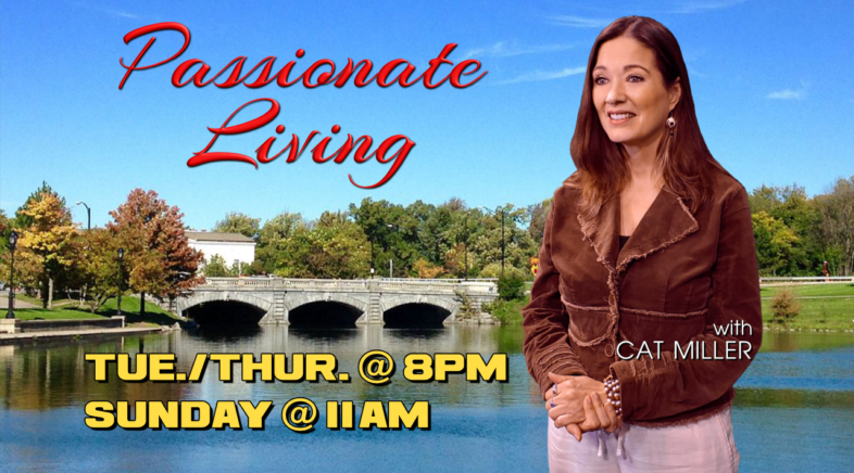 Passionate Living with Cat Miller