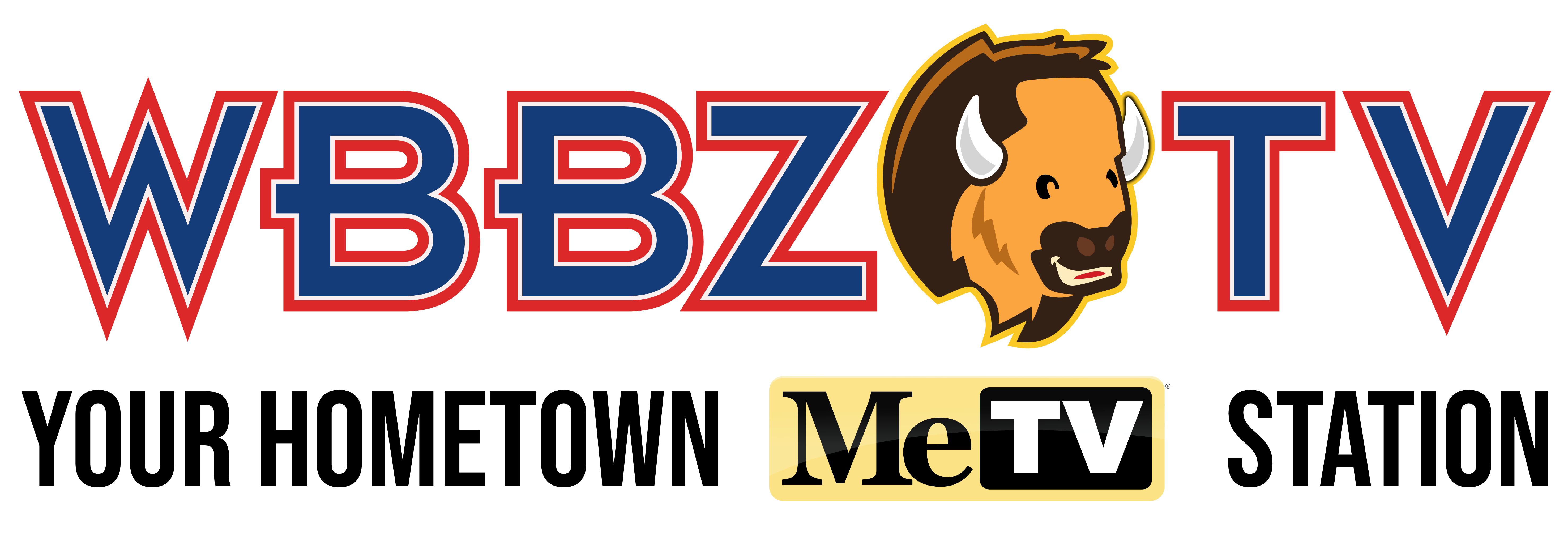 WBBZ-TV Logo Black